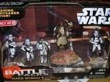 Star Wars Mace Windu's Attack Battalion Saga Collection (2006)