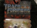 Transformers Autobot Skids & Mudflap Transformers Movie Universe thumbnail 0
