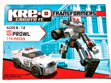 Transformers Prowl KRE-O Transformers