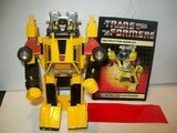 Transformers Sunstreaker Generation 1