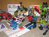 Transformers Transformer Lot Lots thumbnail 409