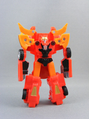 Transformers Hot Shot (repaint) Unicron Trilogy
