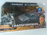 Transformers Jazz & Captain Lennox Transformers Movie Universe thumbnail 21