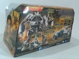 Transformers Jazz & Captain Lennox Transformers Movie Universe thumbnail 23