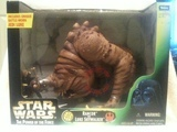 Star Wars Rancor and Luke Skywalker Power of the Force (POTF2) (1995) thumbnail 0
