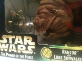 Star Wars Rancor and Luke Skywalker Power of the Force (POTF2) (1995) thumbnail 1