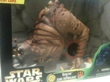 Star Wars Rancor and Luke Skywalker Power of the Force (POTF2) (1995) thumbnail 3