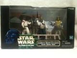 Star Wars Jabba's Skiff Guards Power of the Force (POTF2) (1995) thumbnail 0
