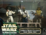 Star Wars Jabba's Skiff Guards Power of the Force (POTF2) (1995) thumbnail 1