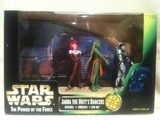 Star Wars Jabba the Hutt's Dancers Power of the Force (POTF2) (1995) thumbnail 0