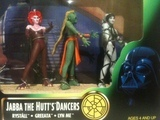 Star Wars Jabba the Hutt's Dancers Power of the Force (POTF2) (1995) thumbnail 1