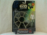 Star Wars Millennium Falcon with Luke Skywalker Power of the Force (POTF2) (1995)