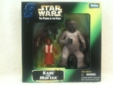 Star Wars Kabe and Muftak Power of the Force (POTF2) (1995)