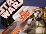 Star Wars Biker Scout 30th Anniversary Collection