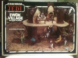 Star Wars Ewok Village Vintage Figures (pre-1997)