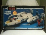 Star Wars Y-Wing Fighter Vintage Figures (pre-1997) thumbnail 0