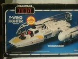 Star Wars Y-Wing Fighter Vintage Figures (pre-1997) thumbnail 1