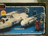 Star Wars Y-Wing Fighter Vintage Figures (pre-1997) thumbnail 2