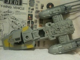 Star Wars Y-Wing Fighter Vintage Figures (pre-1997) thumbnail 4