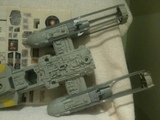 Star Wars Y-Wing Fighter Vintage Figures (pre-1997) thumbnail 5