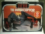 Star Wars TIE Interceptor Vintage Figures (pre-1997)