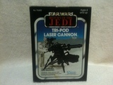 Star Wars Tri-Pod Laser Cannon Vintage Figures (pre-1997)