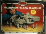 Star Wars Millennium Falcon Vintage Figures (pre-1997) thumbnail 0