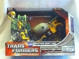 Transformers Decepticon Heavy Load w/ Drill Bit Classics Series 4e56a57019153b00010000f6