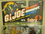 G.I. Joe Duke vs. Cobra Commander G.I. Joe Vs. Cobra