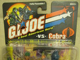 G.I. Joe Big Ben vs. Alley Viper G.I. Joe Vs. Cobra