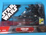 Star Wars Shadow Scout with Speeder Bike 30th Anniversary Collection