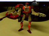Transformers Side Burn (Wal-Mart Exclusive) Universe