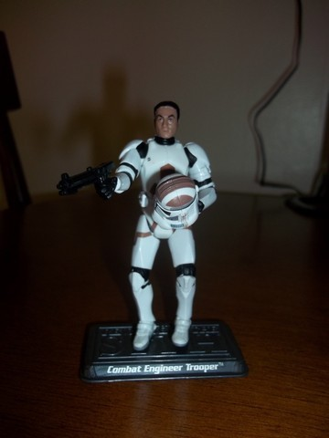 Star Wars Combat Engineer Clone Trooper Saga Collection (2006)