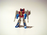 Transformers Starscream (Package 1) Miscellaneous