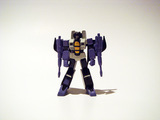Transformers Skywarp (Package 1) Miscellaneous