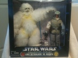 Star Wars Luke Skywalker vs. Wampa Collector Series (12 Inch) thumbnail 0