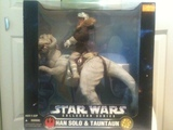 Star Wars Han Solo &amp; Tauntaun Collector Series (12 Inch) thumbnail 0