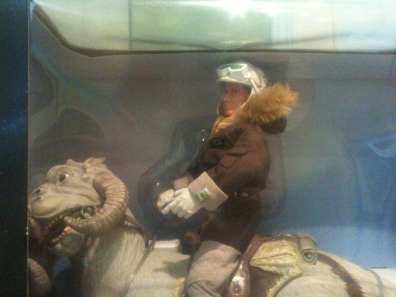 Star Wars Han Solo &amp; Tauntaun Collector Series (12 Inch)