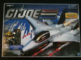 G.I. Joe Combat Jet Sky Striker XP-21F - Captain Ace Pilot Figure 30th Anniversary thumbnail 1