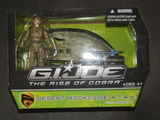 G.I. Joe Desert Rockslide A.T.A.V. with Dusty Figure Rise of Cobra