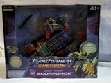 Transformers Scorponok Unicron Trilogy