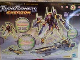 Transformers Mirage Unicron Trilogy