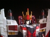 Transformers Starscream Unicron Trilogy thumbnail 8