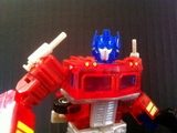 Transformers Crystal Optimus Prime & Rodimus Animated