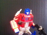 Transformers Crystal Optimus Prime & Rodimus Animated thumbnail 3