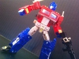 Transformers Crystal Optimus Prime & Rodimus Animated thumbnail 4