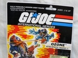 G.I. Joe Ozone Classic Collection