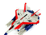 Transformers Starscream (G1 Redeco / Target Exclusive) Transformers Movie Universe