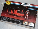 G.I. Joe Firebat (with A.V.A.C.) 25th Anniversary