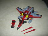 Transformers Starscream w/ Swindle Unicron Trilogy 4e6477ac9d2cf900010000bd